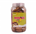 Nibbles Multigrain & Oats Dog Biscuit - 1 Kg