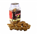 Nibbles Peanut & Butter Dog Biscuit - 500 gm