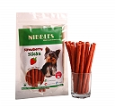 Nibbles Strawberry Sticks - 100 gm