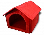 DogSpot Foldable Soft Hut