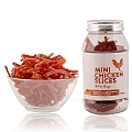 PetSpot Mini Chicken Slices - 100 gm