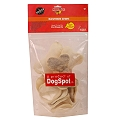 DogSpot Rawhide Bone & Round Chips - 150 gm