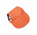DogSpot Oxford Orange Doggie Cap - Small