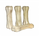 DogSpot Rawhide Bones 6 Inches - 4 pieces