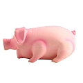 DogSpot Latex Goblet Pig Dog Toy - Pink