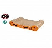Trixie Wild Cat Scratching Cardboard - Orange