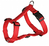 Trixie Classic Harness - Small - 15 mm - Red