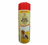 Bayer Bolfo Anti Tick & Flea Powder For Dog & Cat - 75 gm