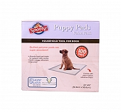 Spotty Puppy 5 Layer Absorption Training Pad - 100 Pads