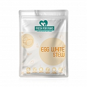 Fresh For Paws Egg White Stew - 300 gm