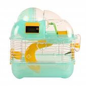 DogSpot Small Pet cage - (LXBxH - 10.2x7.8x10.6 Inches)