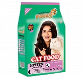 Fekrix Ocean Fish Kitten Food - 1.8 Kg