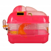 DogSpot Small Pet cage - (LXBxH - 13.9x10x11.3 Inches)