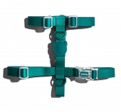 Zeedog Neopro Amazonia Dog H-Harness- Small