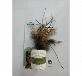 Basil Cat Sisal Toy