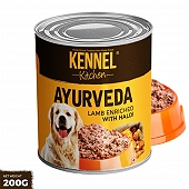 Kennel Kitchen Lamb Enriched With Haldi - 200 gm ( Pack Of 5 )
