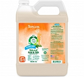 Tropiclean Natural Flea & Tick Shampoo Soothing -  3.8 Litres
