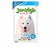 Jerhigh Fish Dog Treat - 50 gm