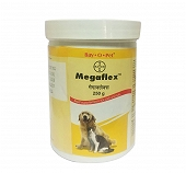 Bayer Megaflex Joint Supplement For Dog & Cat - 250 gm