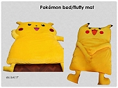 Dogue Couture Pokemon Dog Bed - Medium