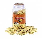 Nibbles Puppy Egg Biscuit - 500 gm(Pack Of 2)