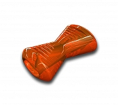 Outward Hound Bionic Opaque Bone Orange - Small
