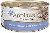 Applaws Cat Can Food Ocean Fish -70 gm (24 cans)