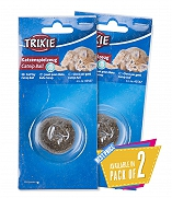 Trixie Catnip Ball with Bell Cat Toy- 4 CM