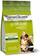 Arden Grange Kitten Food - 400 gm
