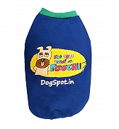 DogSpot Need A poochi Winter T-Shirt Size - 20