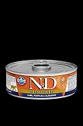 Natural & Delicious Pumpkin Lamb & Blueberry Adult - 80 gm (12 Cans)
