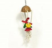 BirdSpot Coco Delight Hanging Bird Toy