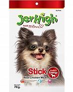 Jerhigh Stick Dog Treats-70gm