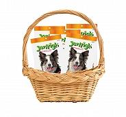 Jerhigh Bacon Dog Treats - 70 Gm (Pack Of 5)