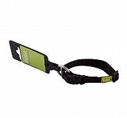 DogSpot Premium Adjustable Collar Black 25 mm - Large