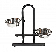 DogSpot Adjustable Feeding Stand For Dog - Small