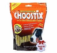 Choostix Chicken - 450 gm (Pack Of 2)