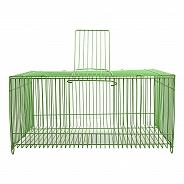 BirdSpot Bird Transport cage - (LxBxH- 11x7x5.5 Inches)