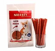 Nibbles Lamb Sticks - 100 gm