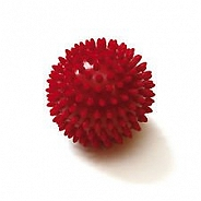DogSpot Rubber Spike Chew Ball Toy