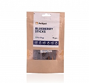 PetSpot Blueberry Sticks - 70 gm
