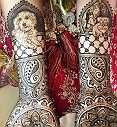 This Girl Just Gave Us Instant Pet Love Goals With Her Bridal Mehendi Design.