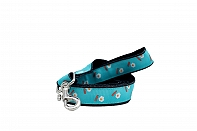 Mutt of Course Eggs & Bacon Leash for Dogs- Large