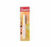 DogSpot Non - Slip Handled Comb