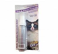 Urine Off Cat & Kitten Stain & Odour Remover - 118 ml