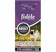 Fidele Small & Medium Breed Adult Food - 1 Kg