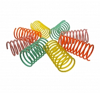 Petsport Cat Springs Large - 7 cm
