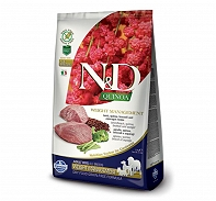 Farmina N&D Dry Dog Food Grain Free Quinoa Weight Management Adult - 800 gm (Pack Of 10)