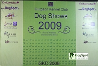 Gurgaon Dog Show