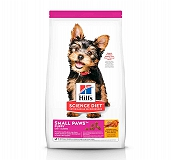Hill\'s Science Diet Canine Dry Dog Food Adult 7+ Small Paws - 1.5 Kg